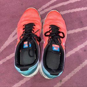 Nike pink blue purple ombré revolution 3 shoes